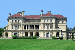 Vanderbilt Breakers Mansion, Newport, Rhode Island