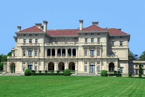 Vanderbilt Breakers Mansion, Newport, Rhode Island