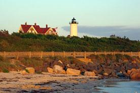 Cape Cod lighthouse, Massachusetts
